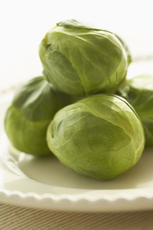 Brussel sprouts for health